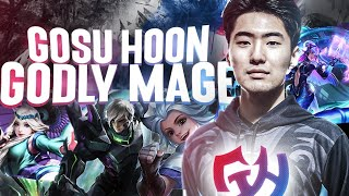 Yessir! | Gosu Hoon | 12-12 |