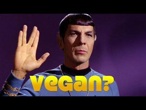 Are Vulcans Vegan? Star Trek's Stance On Meat Eating.