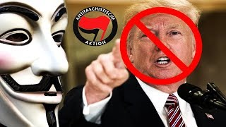 Video Anonymous - YOU WILL NOT BELIEVE THIS SHOCKING NEWS... (ANTIFA take out Donald Trump) download MP3, 3GP, MP4, WEBM, AVI, FLV November 2017