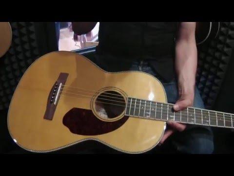NAMM 2016 Fender