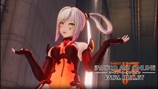 Sword Art Online: Fatal Bullet - Collapse of Balance #3 (Deutsch/German)