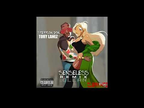 Stefflon Don - Senseless Remix (clean) ft. Tory Lanez