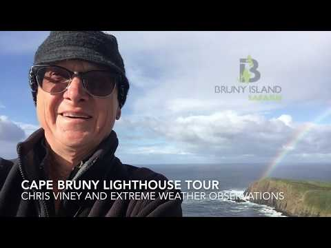 Cape Bruny With Chris Viney