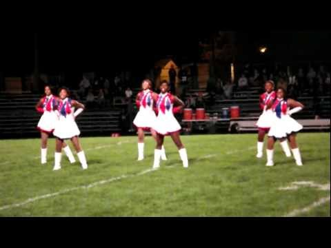 Independence High School Liberty Belle Drill Team - You Give Love A Bad Name