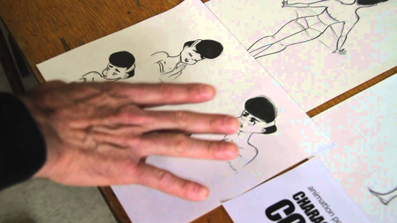 Animation Character Design Portfolio : Animation portfolio workshop character design contest winner
