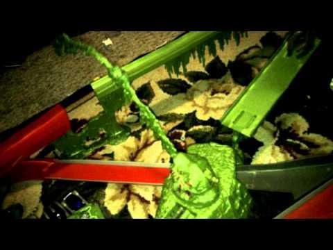 Wheels Acceleracers Swamp Beast Track Set