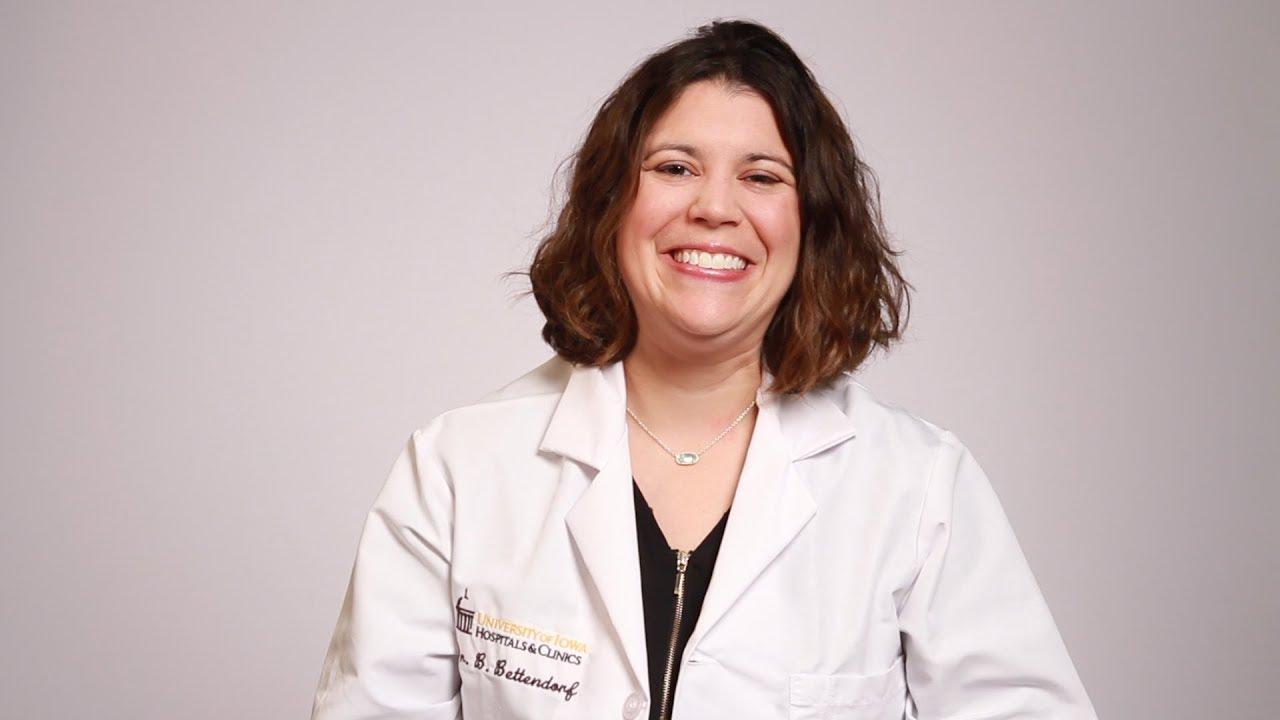Brittany Bettendorf | Rheumatologist | University of Iowa