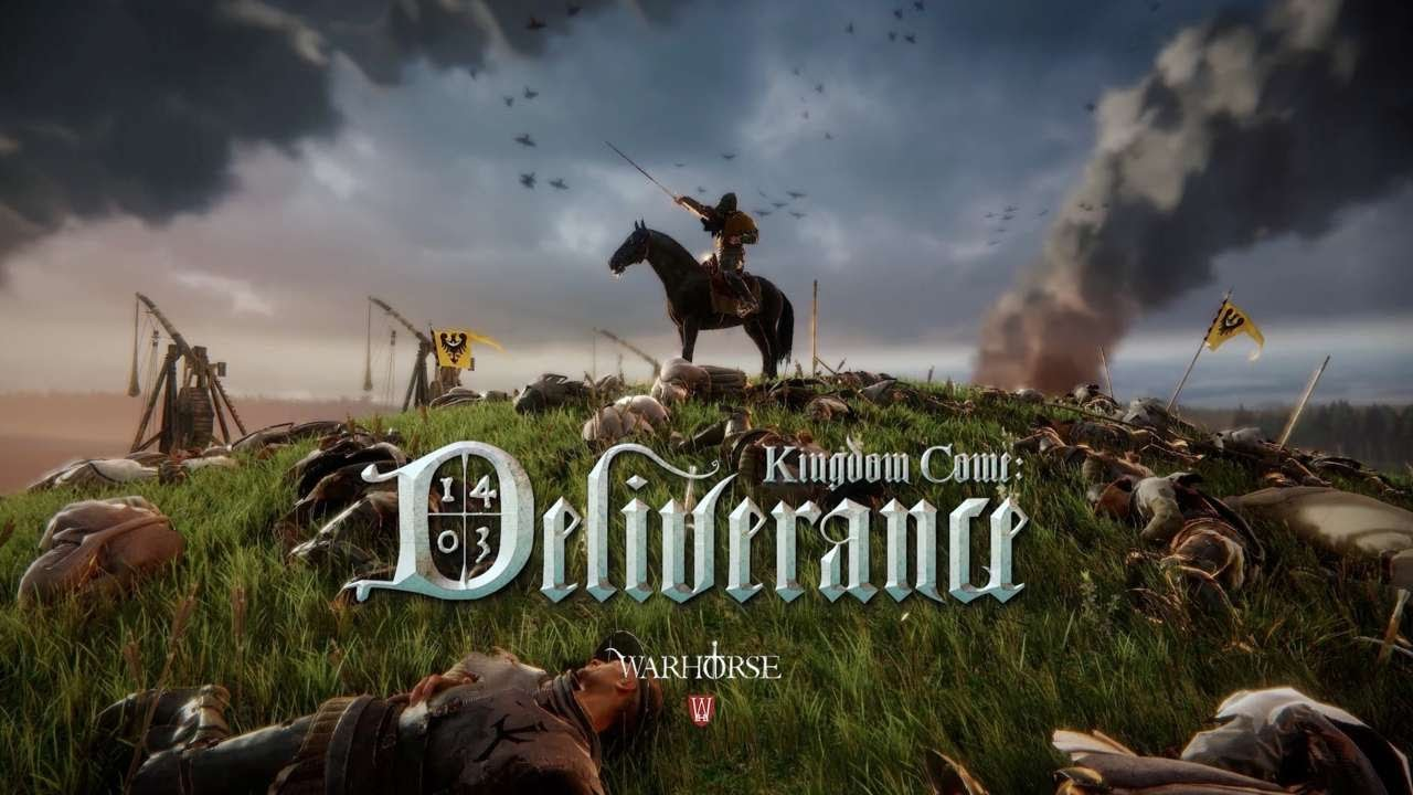 Games That Come With The Ps4 : Kingdom come deliverance ps xbone pc gameplay reveal