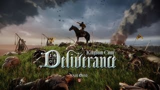 Kingdom Come: Deliverance (PS4/XBONE/PC) - Gameplay Reveal Trailer [1080p] TRUE-HD QUALITY