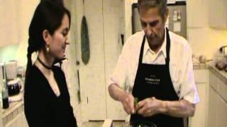 Chef Robert Pope Makes Classic Caesar Salad, Part 2