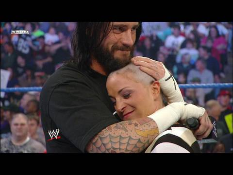 CM Punk welcomes a female member to the Straightedge