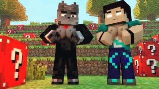 Minecraft Mod: PEITOS DE LUCKY BLOCK - MINI GAME PVP