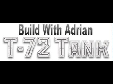 Build T-72 Russian Tank| 1:16 Scale Part 8