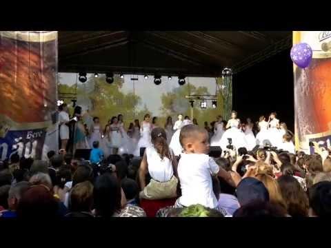 Парад невест, Чадыр-Лунга 09.06.2013