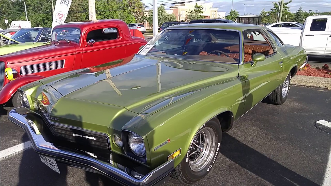 1973 Buick Gran Sport Stage 1 Youtube