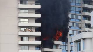 Fire at the Marco Polo 7-14-2017 MVI 0135