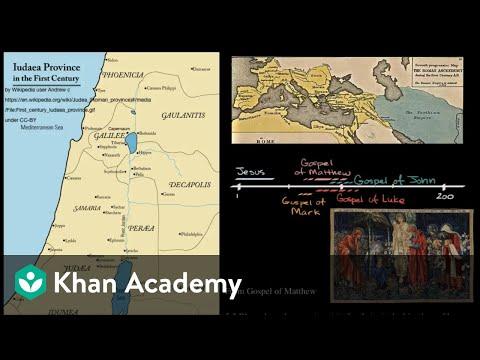 Jesus Christ and Christianity | World History | Khan Academy