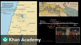 Jesus Christ and Christianity | World History | Khan Academy