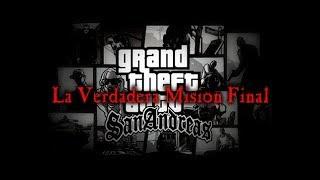 Creepypasta de GTA San Andreas | La Verdadera Misión Final