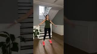 Тренировка с Настей Каменских 10 КАРДИО ПОСЛЕДНЯЯ!!!