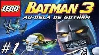 LEGO Batman 3 - Poursuite dans les égouts #1