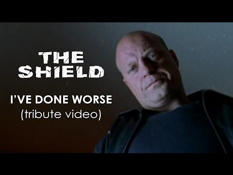 The Shield - I've Done Worse (tribute video)