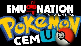 emu nation wii u emulator pokemon 4 all and bf1 with me