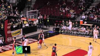 Top 10 plays from the Oregon Class 6A boys basketball tournament semifinals