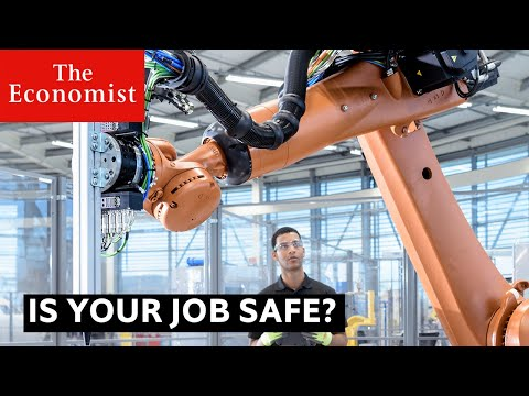 The Future Of Work: Is Your Job Safe? | The Economist
