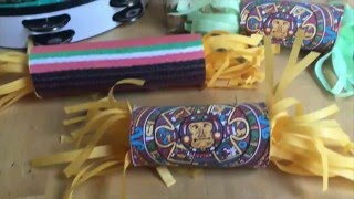 Mexican Musical Shakers