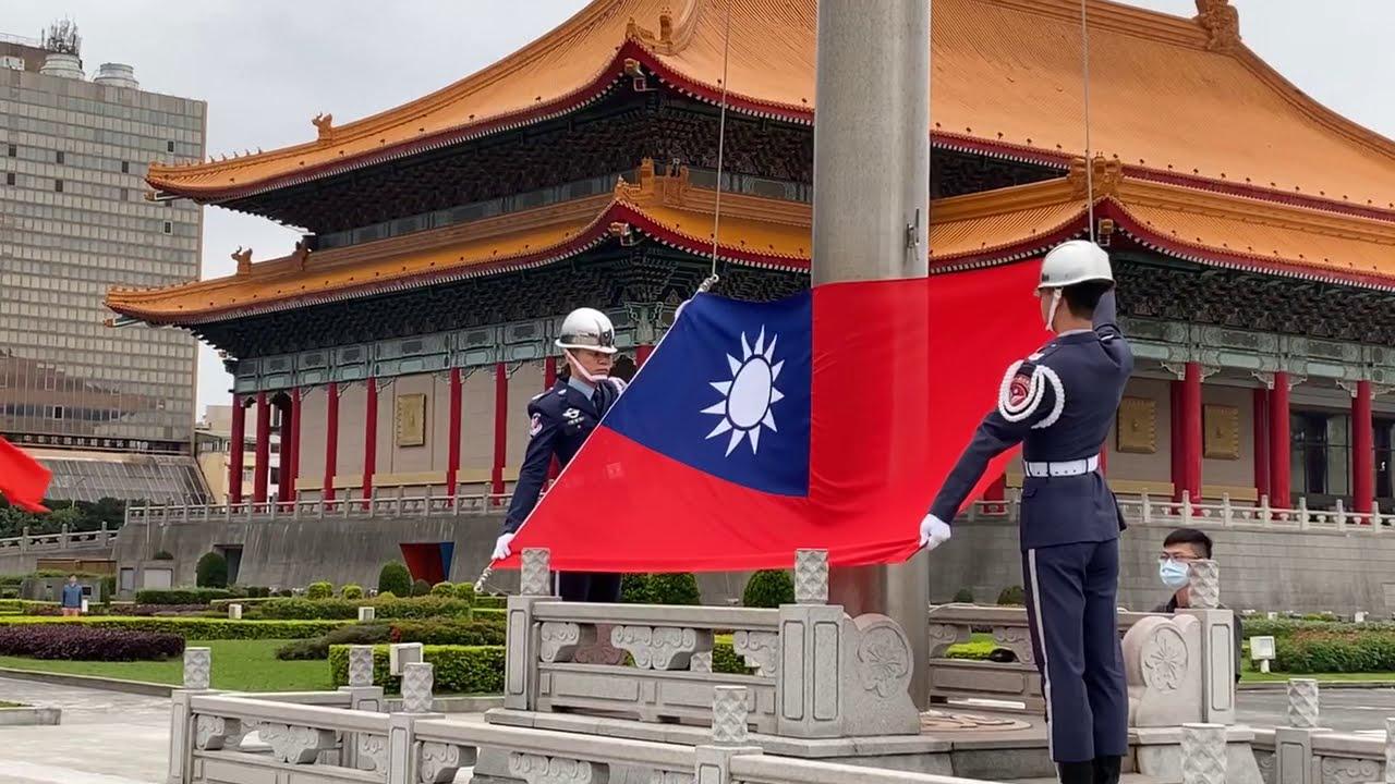 國軍超帥 第4集[一刀未剪 全記錄]好感動的#升旗