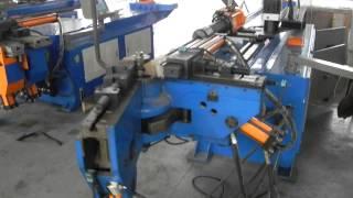 Гидравлический трубогиб с ЧПУ(Компания