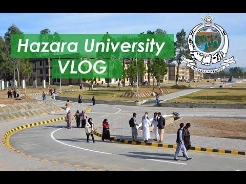 Ya Hay Hazara University | VLOG # 10