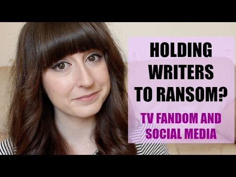 Holding Writers to Ransom? TV Fandom and Social Media