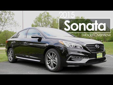 2015 Hyundai Sonata Sport Review Test Drive