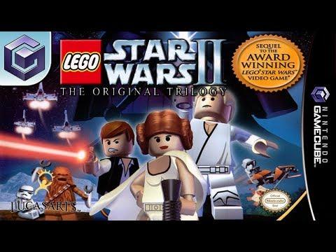 Longplay Of LEGO Star Wars II: The Original Trilogy