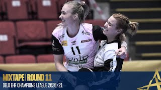MIXTAPE | Round 11 | DELO EHF Champions League 2020/21