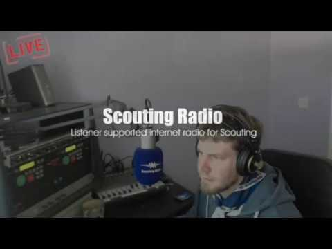 Behind the Necker on Scouting Radio with Colin Walker