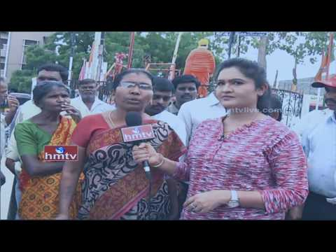 Uppal Chilka Nagar People Facing Lack of Facilities Problems | Panchayethi | HMTV