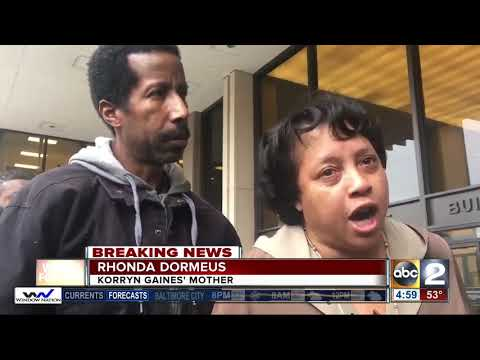 Family of Korryn Gaines awarded $37 million in wrongful shooting
