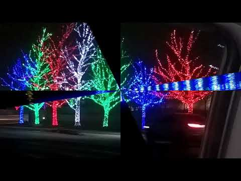 Christmas Lights OKC December 2017