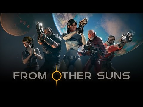 From Other Suns Announcement Trailer