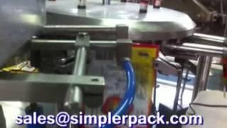 Peanut Butter Packing Machine, Chili Sauce Packaging Machine