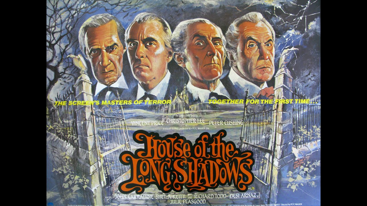 Download House of the Long Shadows (1983) | Original Trailer