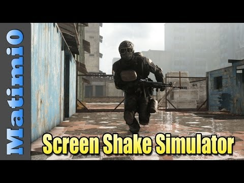 Battlefield 4: Screen Shaking Simulator