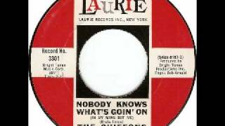 The Chiffrons - Nobody Knows What