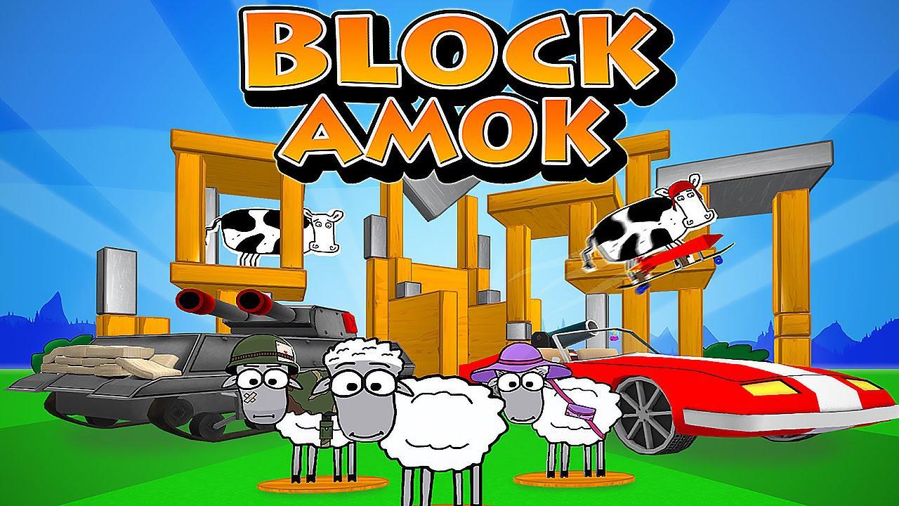 EthanGamerTV plays Block Amok (iPad/iOS/Android) (KID GAMING)