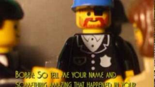 Lego Interview part 1 & 2: Lego Mouth Animation