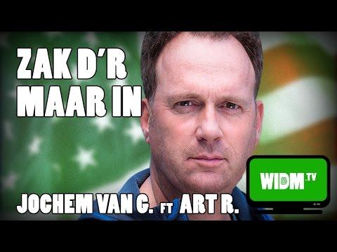 WIDM TV - ZAK D'R MAAR IN - JOCHEM VAN G. ft ART R.