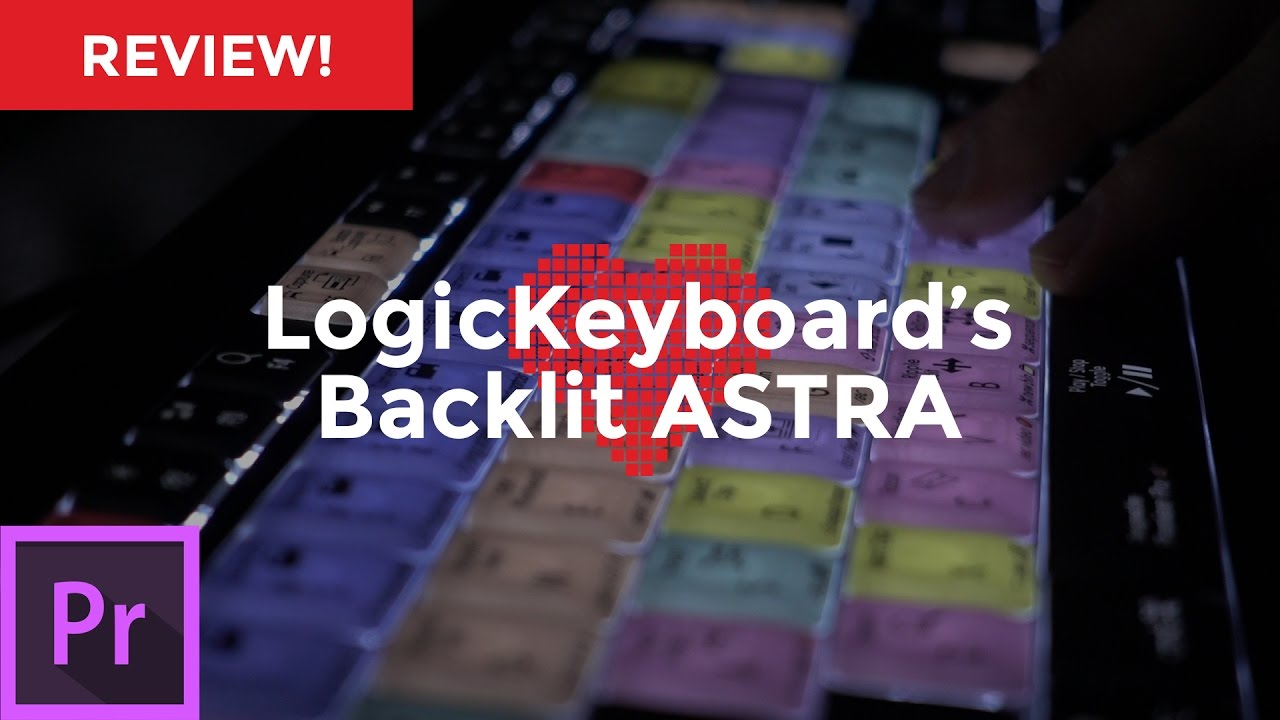 3ae92193fe3 LogicKeyboard's Backlit ASTRA Keyboard Review - YouTube